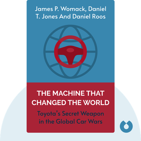 The Machine That Changed the World by James P. Womack, Daniel T. Jones and Daniel Roos