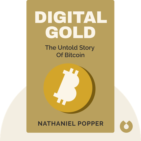 Digital Gold by Nathaniel Popper