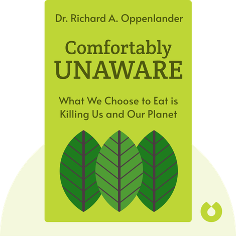 Comfortably Unaware by Dr. Richard A. Oppenlander