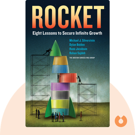 Rocket von Michael J. Silverstein, Dylan Bolden, Rune Jacobsen, Rohan Sajdeh