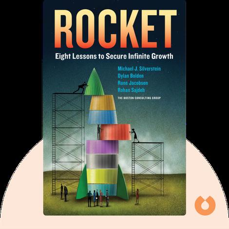 Rocket by Michael J. Silverstein, Dylan Bolden, Rune Jacobsen, Rohan Sajdeh