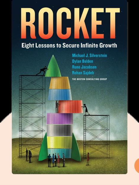 Rocket: Eight Lessons to Secure Infinite Growth von Michael J. Silverstein, Dylan Bolden, Rune Jacobsen, Rohan Sajdeh