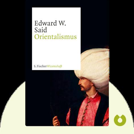 Orientalismus by Edward W. Said