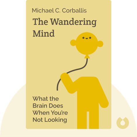 The Wandering Mind by Michael C. Corballis