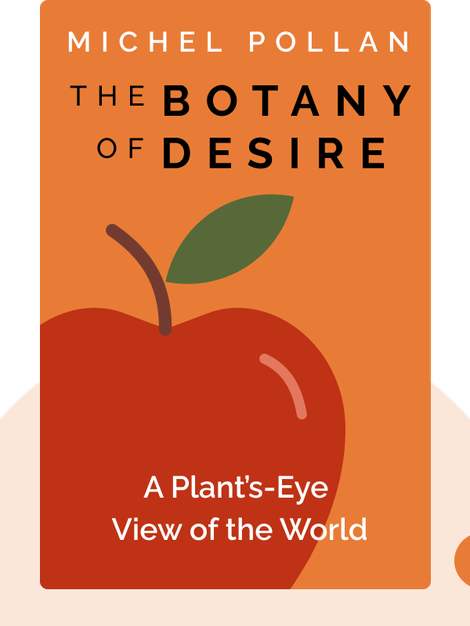 The Botany of Desire: A Plant's-Eye View of the World von Michael Pollan