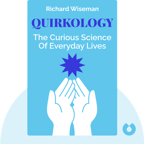 Quirkology by Richard Wiseman