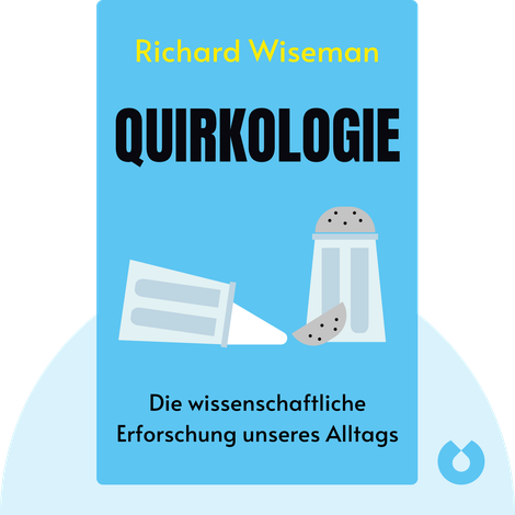 Quirkologie by Richard Wiseman