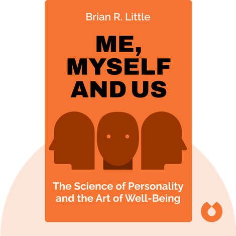 Me, Myself and Us by Brian R. Little