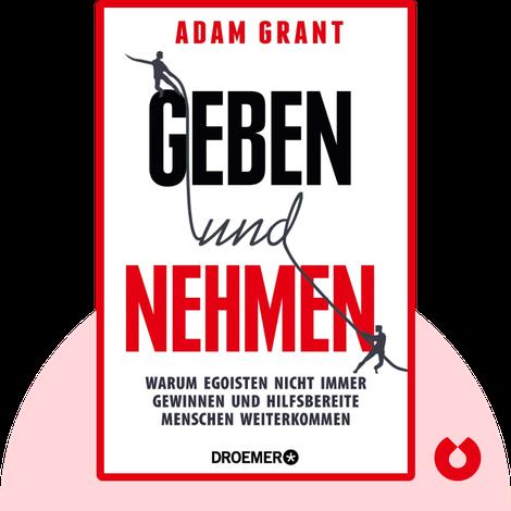 Geben und Nehmen by Adam Grant