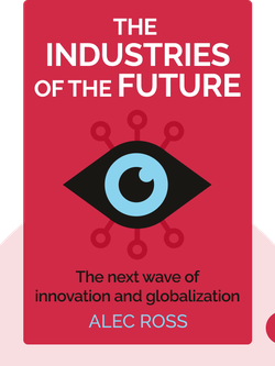 The Industries of the Future: The next wave of innovation and globalization by Alec Ross
