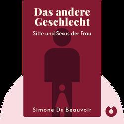 Das andere Geschlecht: Sitte und Sexus der Frau von Simone de Beauvoir