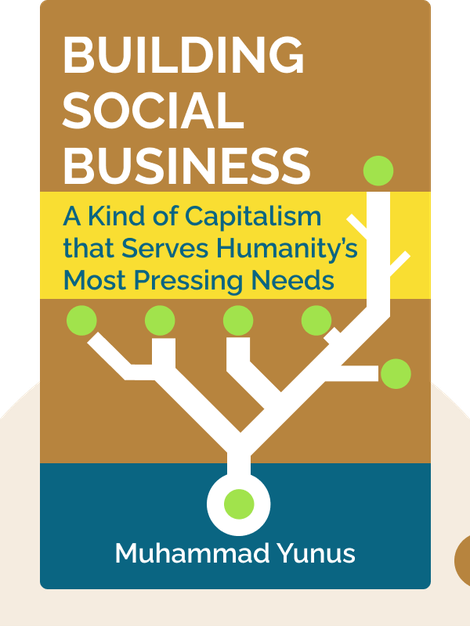 Building Social Business: The New Kind of Capitalism that Serves Humanity's Most Pressing Needs by Muhammad Yunus