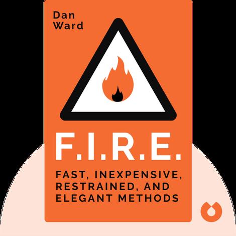 F.I.R.E. by Dan Ward