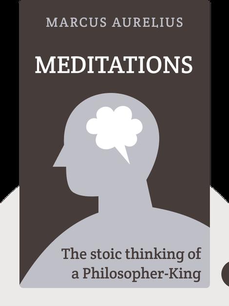 Meditations von Marcus Aurelius