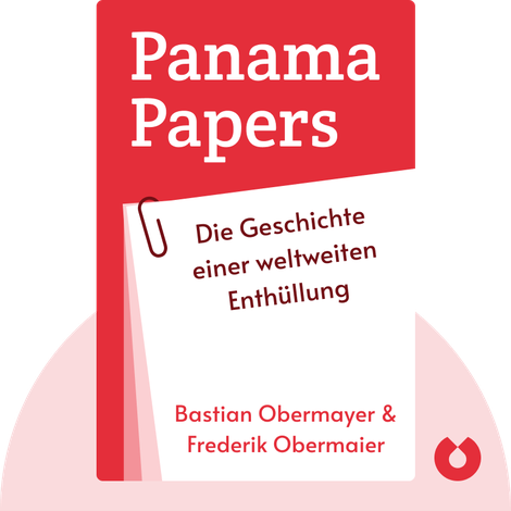 Panama Papers by Bastian Obermayer & Frederik Obermaier