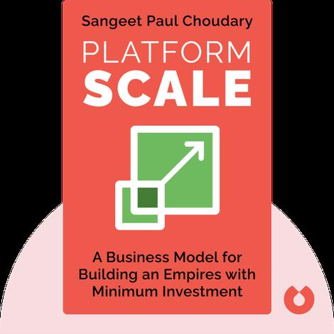 Platform Scale von Sangeet Paul Choudary