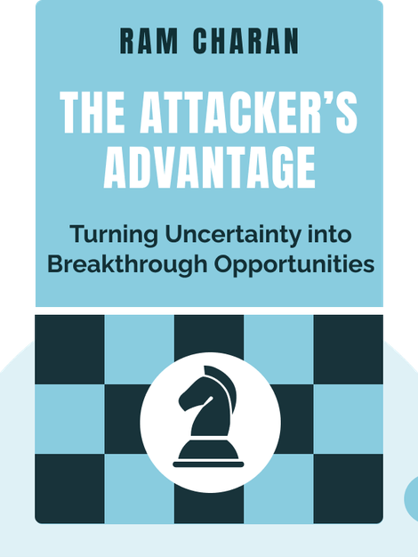 The Attacker's Advantage: Turning Uncertainty into Breakthrough Opportunities von Ram Charan