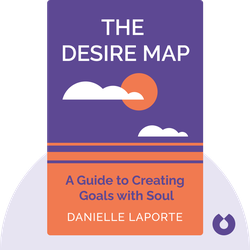 The Desire Map: A Guide to Creating Goals with Soul by Danielle LaPorte
