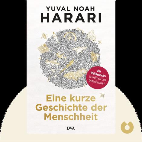 Eine kurze Geschichte der Menschheit von Yuval Noah Harari