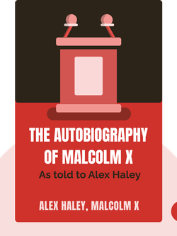 The Autobiography of Malcolm X: As told to Alex Haley by Alex Haley, Malcolm X