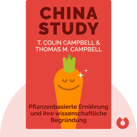 China Study von T. Colin Campbell & Thomas M. Campbell