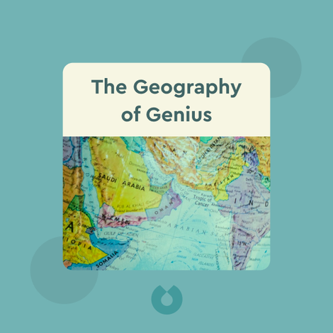 The Geography of Genius von Eric Weiner