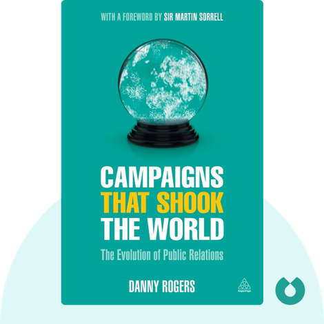 Campaigns that Shook the World von Danny Rogers