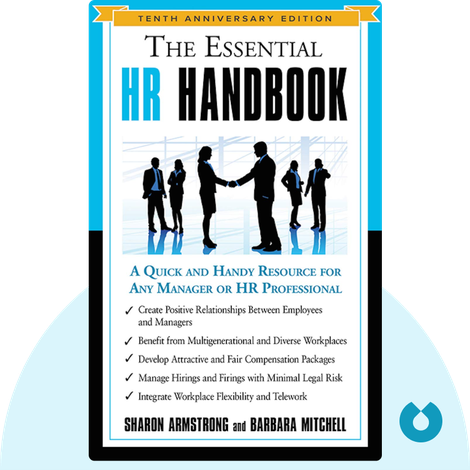The Essential HR Handbook by Sharon Armstrong & Barbara Mitchell