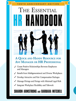 The Essential HR Handbook:  A Quick and Handy Resource for Any Manager or HR Professional von Sharon Armstrong & Barbara Mitchell