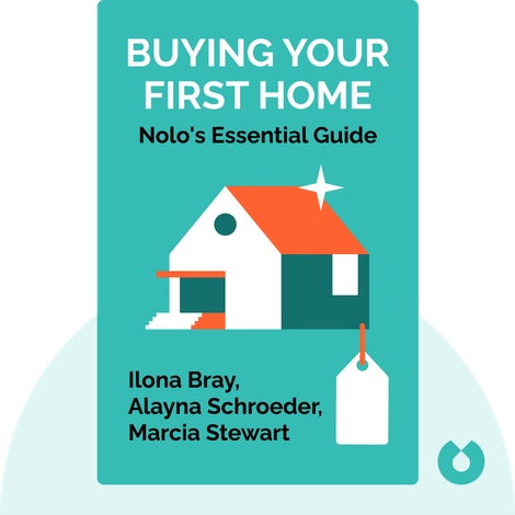 Buying Your First Home by Ilona Bray, Alayna Schroeder, Marcia Stewart