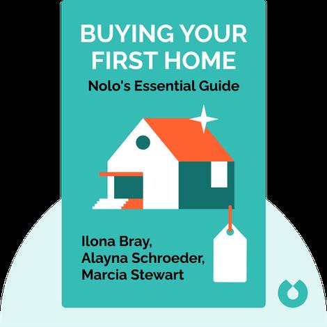 Buying Your First Home von Ilona Bray, Alayna Schroeder, Marcia Stewart