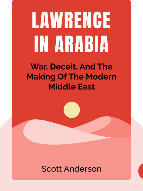 Lawrence in Arabia: War, Deceit, Imperial Folly and the Making of the Modern Middle East von Scott Anderson