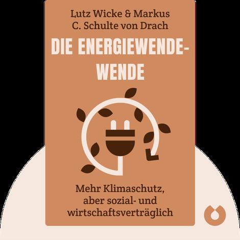 Die Energiewende-Wende by Lutz Wicke & Markus C. Schulte von Drach