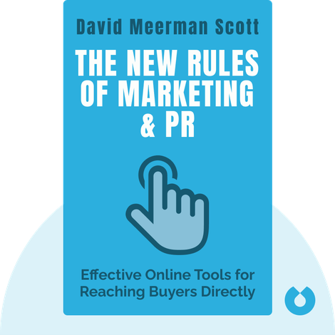 The New Rules of Marketing & PR von David Meerman Scott