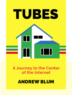 Tubes: A Journey to the Center of the Internet von Andrew Blum