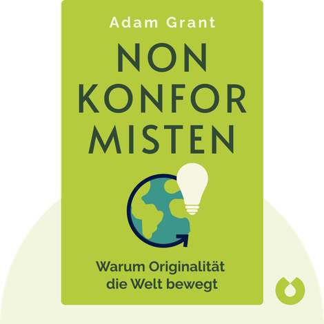 Nonkonformisten by Adam Grant