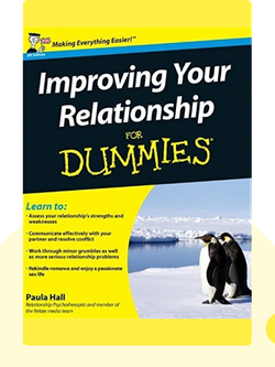 Improving Your Relationship For Dummies von Paula Hall