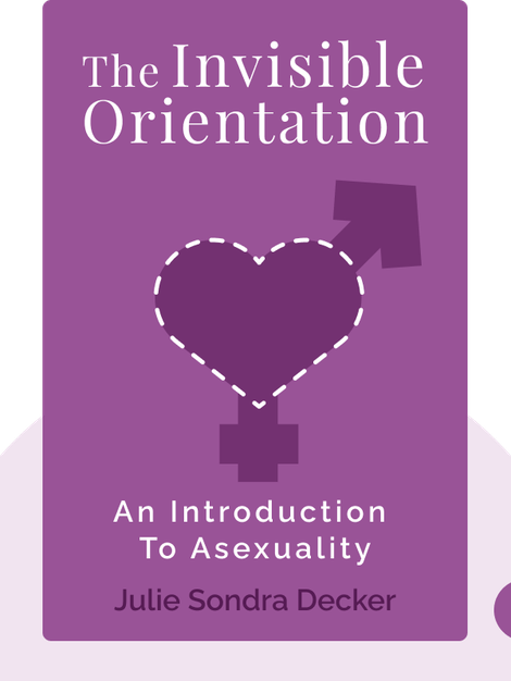 The Invisible Orientation: An Introduction to Asexuality by Julie Sondra Decker
