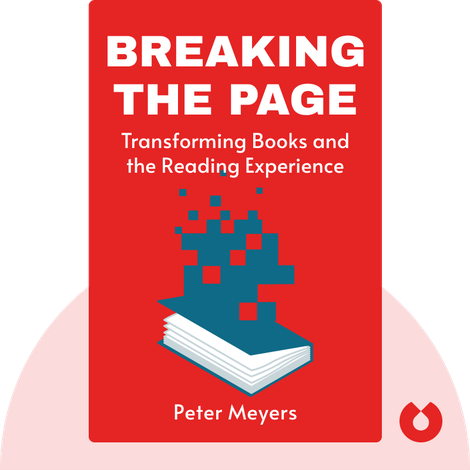 Breaking The Page von Peter Meyers