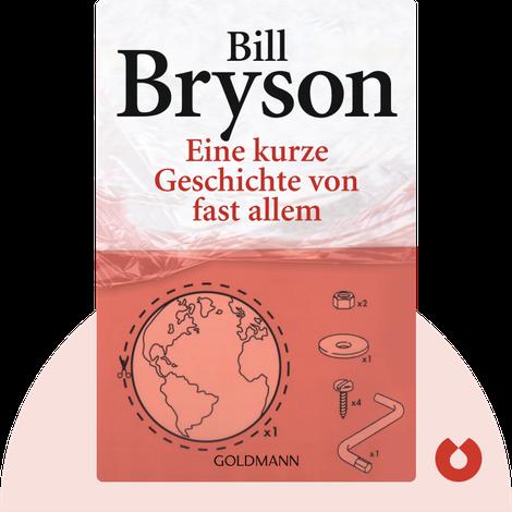 Eine kurze Geschichte von fast allem von Bill Bryson