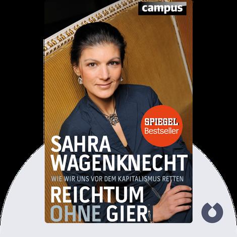 Reichtum ohne Gier by Sahra Wagenknecht