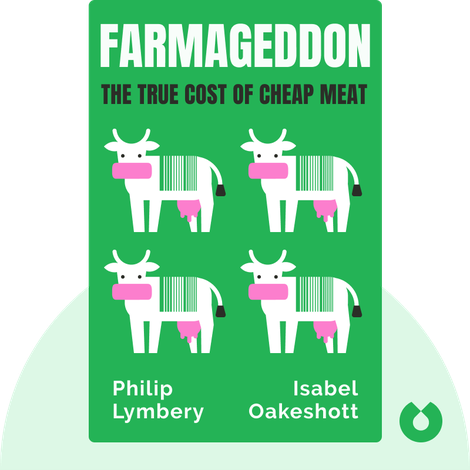 Farmageddon by Philip Lymbery with Isabel Oakeshott