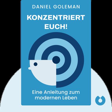 Konzentriert Euch! von Daniel Goleman