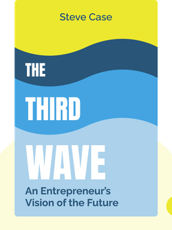 The Third Wave: An Entrepreneur's Vision of the Future by Steve Case