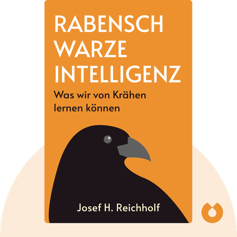 Rabenschwarze Intelligenz by Josef H. Reichholf