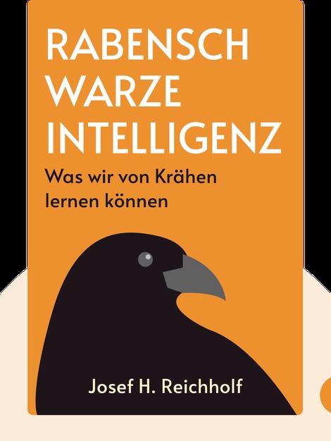 Rabenschwarze Intelligenz: Was wir von Krähen lernen können by Josef H. Reichholf