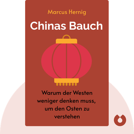 Chinas Bauch by Marcus Hernig
