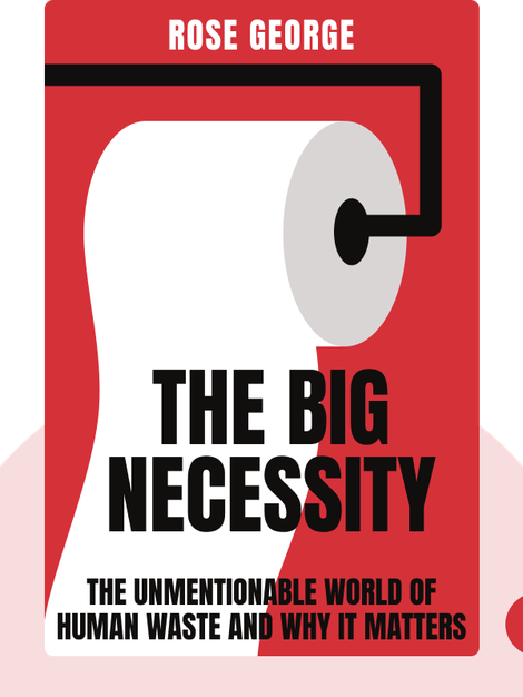 The Big Necessity: The Unmentionable World of Human Waste and Why It Matters by Rose George