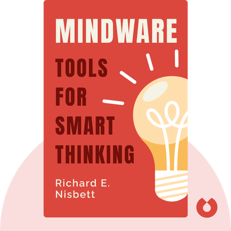 Mindware by Richard E. Nisbett