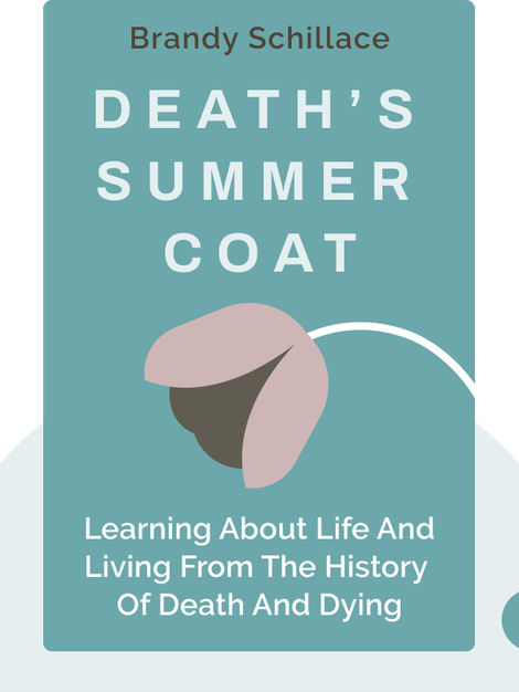 Death's Summer Coat: What the History of Death and Dying Teaches Us About Life and Living by Brandy Schillace